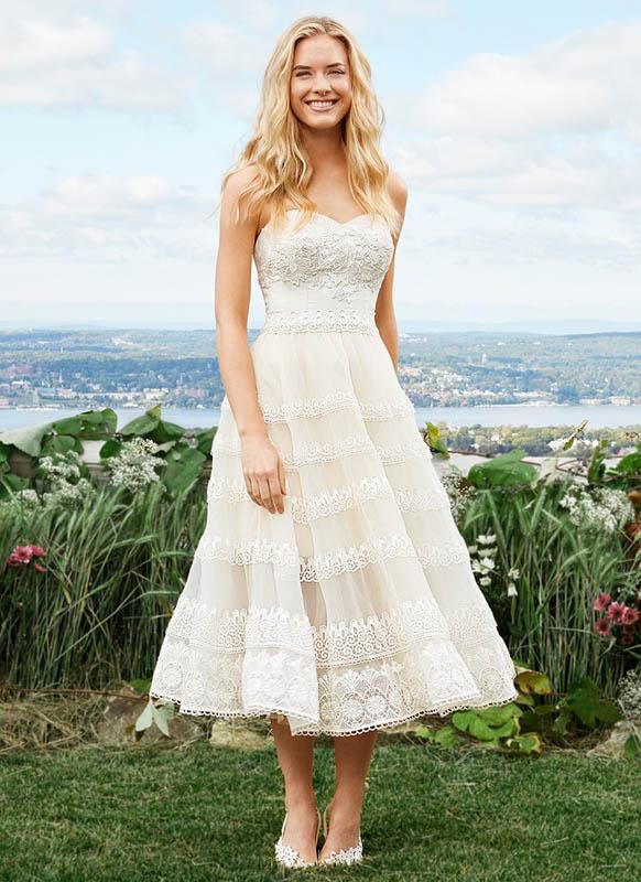 Divina Suknie Ślubne 2017 - Lillian West - Suknia 6420