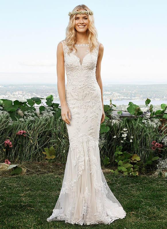Divina Suknie Ślubne 2017 - Lillian West - Suknia 6421
