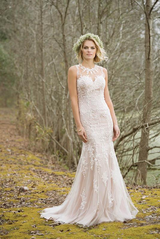Divina Suknie Ślubne 2017 - Lillian West - Suknia 6464