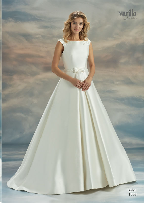 Divina Suknie ślubne 2017 - Vanilla - Suknia Isabel 1508