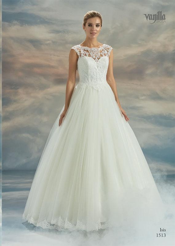 Divina Suknie ślubne 2017 - Vanilla - Suknia Isis 1513