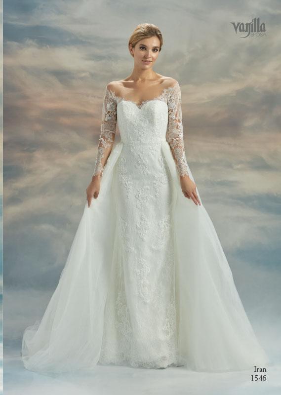 Divina Suknie ślubne 2017 - Vanilla - Suknia Iran 1546
